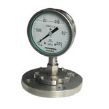 Y-100A/Z/MF(B)/316不锈钢隔膜压力表
