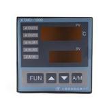 XTMA-100A智能数字显示调节仪